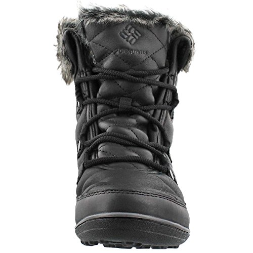 Columbia Women's Heavenly Shorty Omni-Heat Leather After Dar