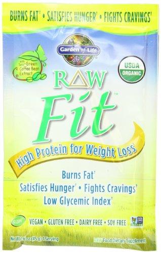 Garden of Life Fit RAW Protein (10 Pkts)