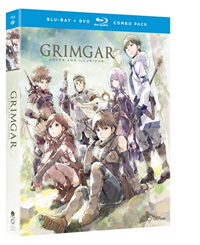 Goblin Black Blade - Grimgar, Ashes and Illusions: The Complete Series [Blu-ray]