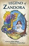 Legend of Zandor, Karen Anne Wilson, 0977952223