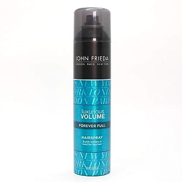 Laca Para Cabello Fino Con Fijación Fuerte, Volumen Y Cuerpo - Aerosol Spray