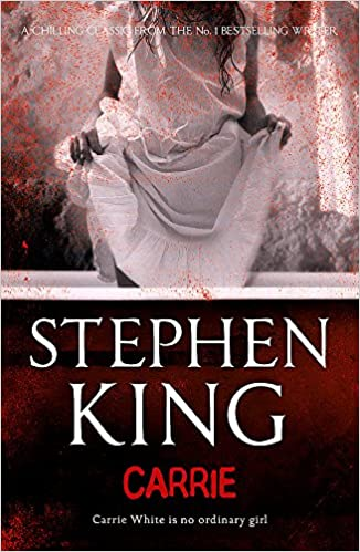 Carrie Amazon Co Uk Stephen King 8601417974773 Books