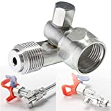 BephaMart 7/8 Inch F-7/8 Inch Swivel Joint for Airless Spray Gun Shipped and Sold by BephaMart