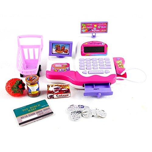 kids supermarket cash register - 9