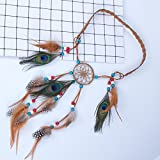 Hippie Headband Feather Dreamcatcher Headdress