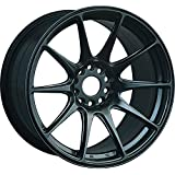 XXR 527 17 Hyperblack Wheel / Rim 5x100 & 5x4.5 with a 35mm Offset and a 73.1 Hub Bore. Partnumber 52778102N