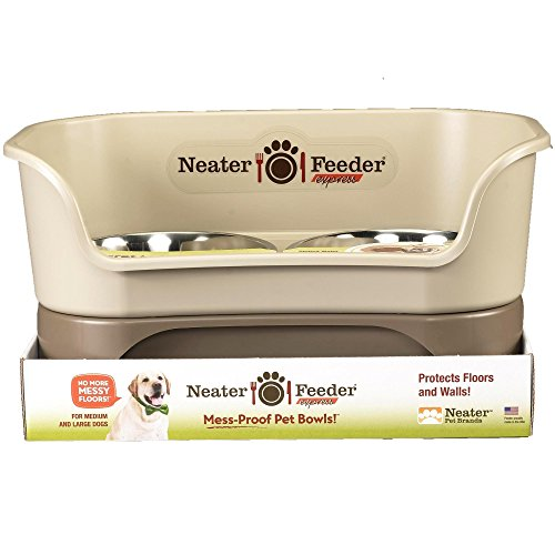 Neater Brands Neater Feeder Express Medium/Large Dog Diner, 19.5