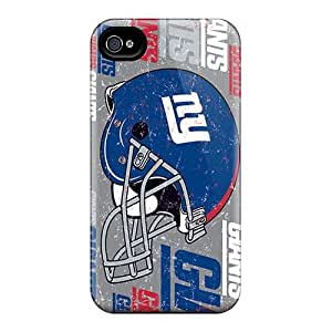 Great Hard Phone Cover For iphone 6 4.7 With Custom Lifelike New York Giants Pictures SherriFakhry