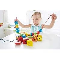 Hape String-Along Shapes Toddler Toy