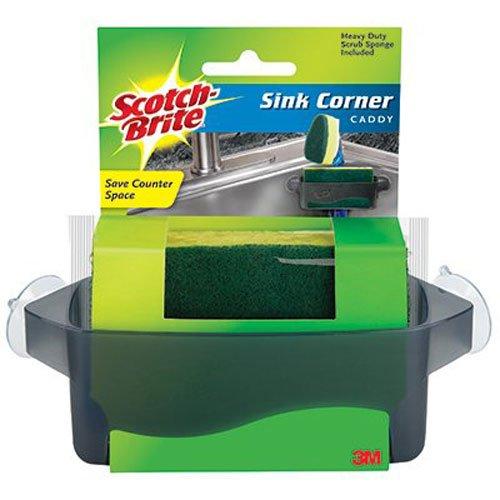 Scotch Brite Sink Corner Caddy Pack