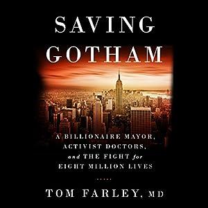 Saving Gotham Audiobook
