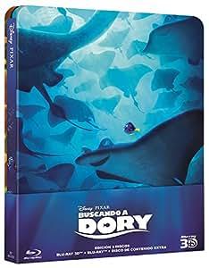 Buscando a Dory - Edición Metálica [Blu-ray]
