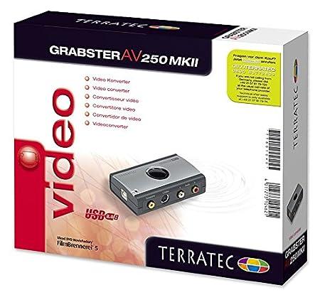 TerraTec Grabster AV 250 MKII TV Tuner Last
