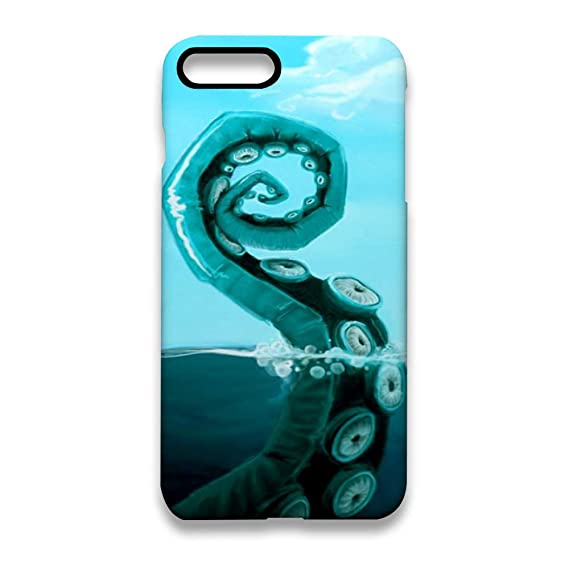 Amazon Com Funny Octopus Wallpaper 3d Print Customized Hard