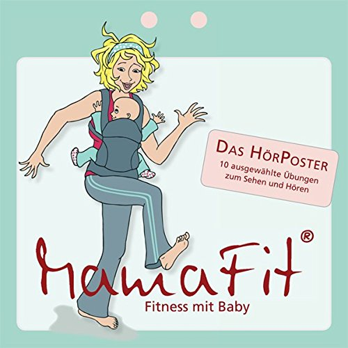 Mamafit Hörposter - Fitness mit Baby