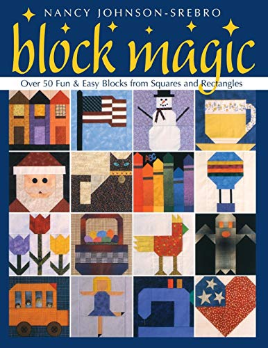 Block Magic: Over 50 Fun & Easy Blocks from Squares and ()
