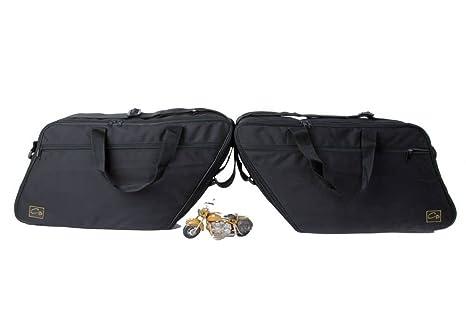 m4b: HarleyDavidson Switchback maleta de plástico: Bolsas interiores para maletas laterales moto