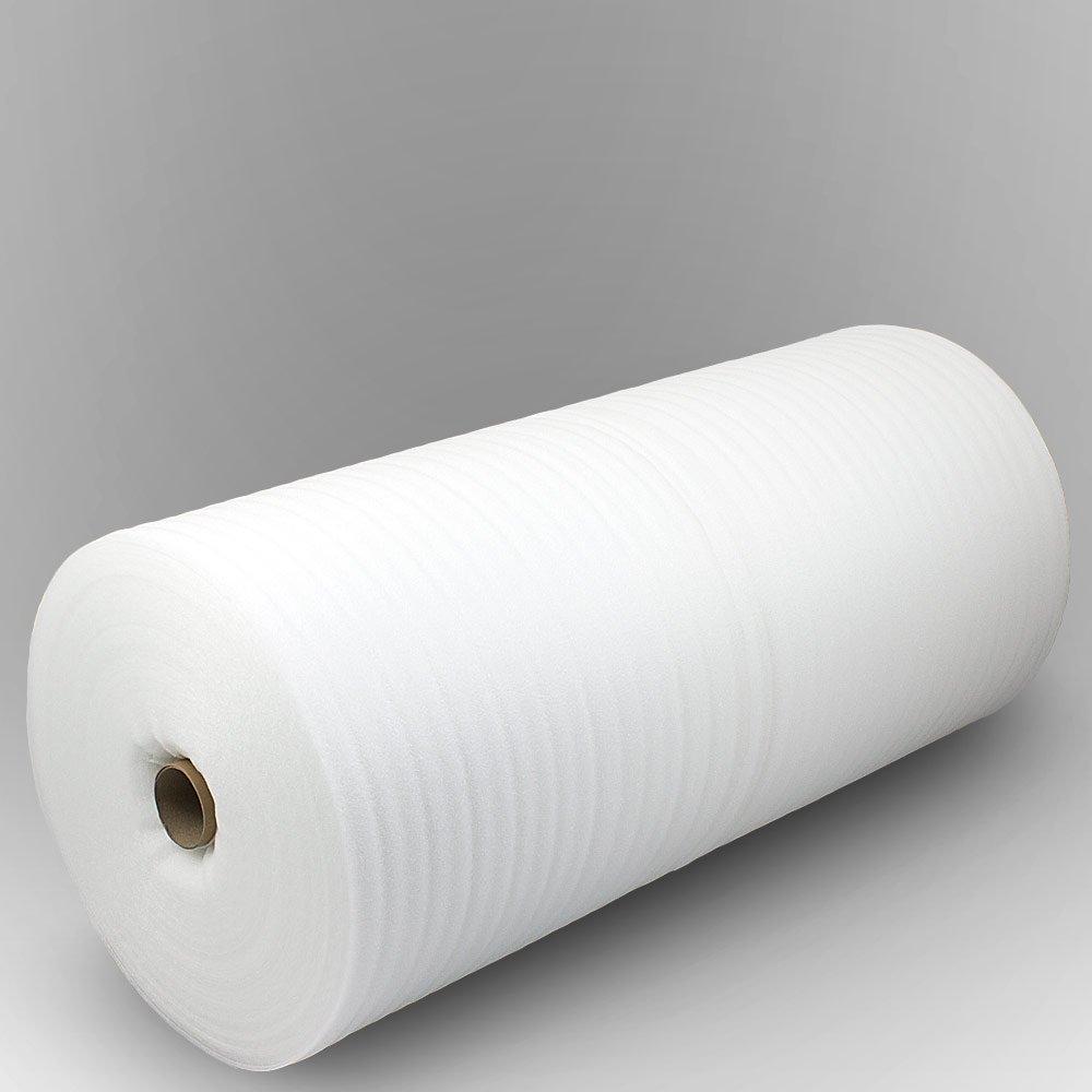 50m/² 3mm Trittschalld/ämmung PE-Schaumfolie D/ämmung Unterlage Laminat Parkett