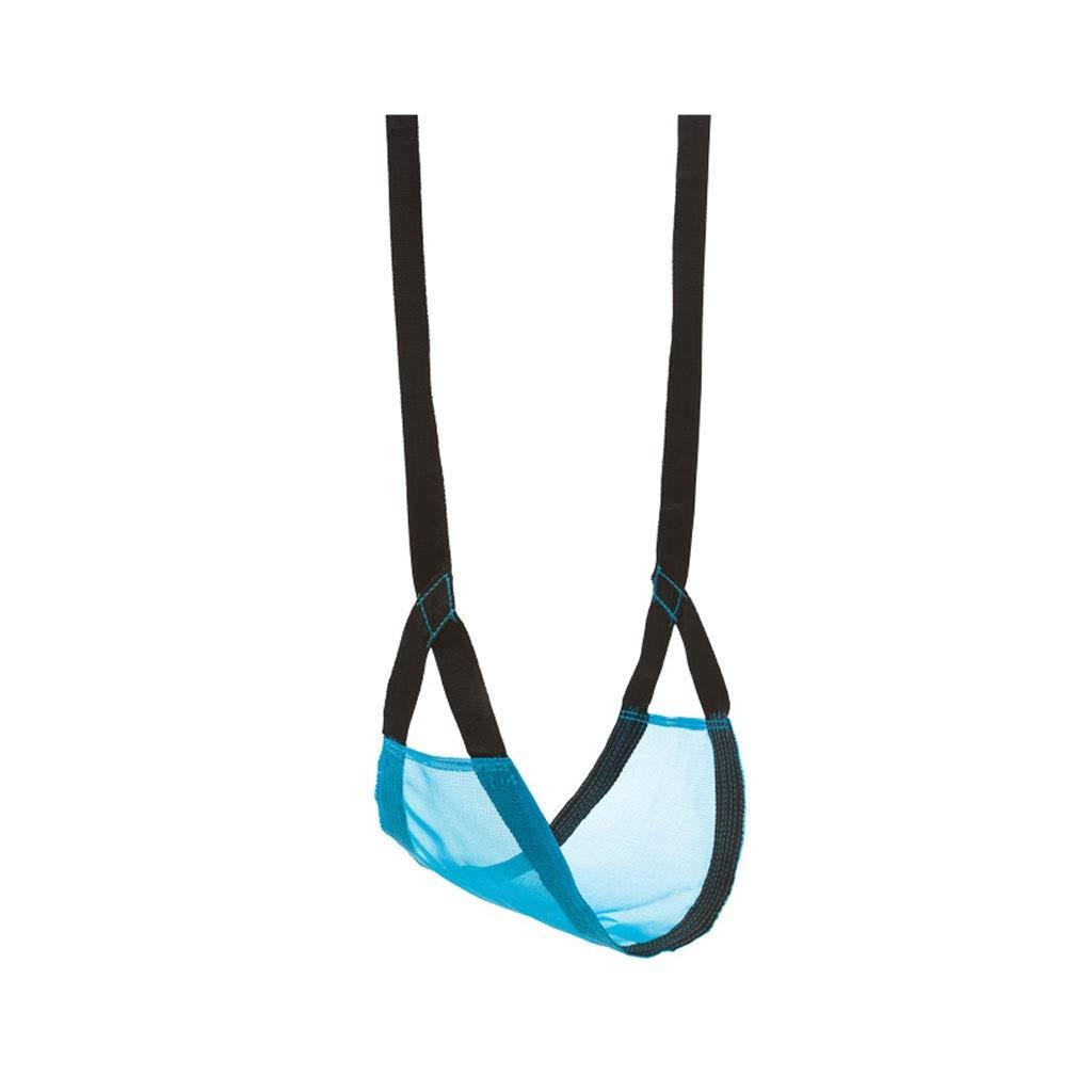 ガーデンブランコ ポータブルブランコ 子供用椅子 おもちゃバッグ 吊り下げバスケット 屋内外 レクリエーション施設に ブルー 825 B07RZRPFGF ブルー
