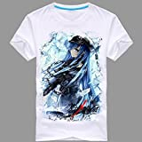 Onecos Akame ga KILL! Esdeath Logo T-shirt (Please Email Us Your Height ,Weight)
