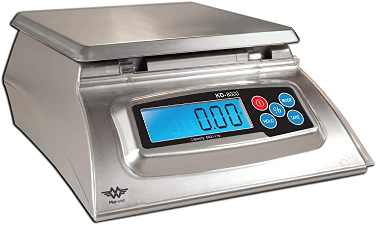 Amazon.com: My Weigh KD-8000 - Báscula digital de cocina y ...
