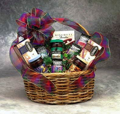 Coffee Connoisseur Gourmet Gift Basket - Perfect Gift for the Coffee Lover
