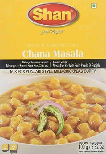 Shan Chana Masala Mix - 100g (Best Chana Masala Powder)