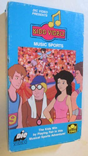 Kidd Video:Music Sports [VHS]