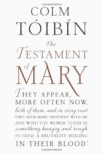 The Testament of Mary ebook