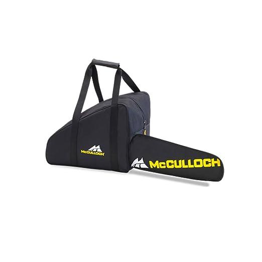 McCulloch GM577615001 Bolso para motosierras, Standard: Amazon.es ...