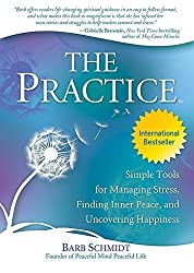 The Practice: Simple Tools for Managing Stress, Finding Inner Peace, and Uncovering Happiness by Barb Schmidt (2014-05-06)
