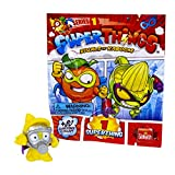 SuperThings Series 1 - One Pack by Goliath - Each Blind Bag Contains 1 Character & 1 Checklist