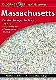 DeLorme® Massachusetts Atlas & Gazetteer