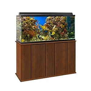 Aquatic Fundamentals Marco Group 75368-SC, 75-90 Gallon Aquarium Stand, Cherry 15
