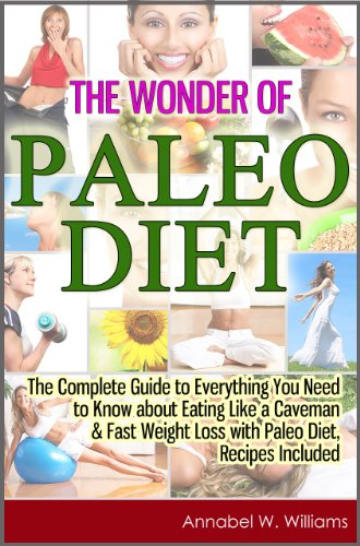 Wonder Paleo Diet Complete Everything ebook product image