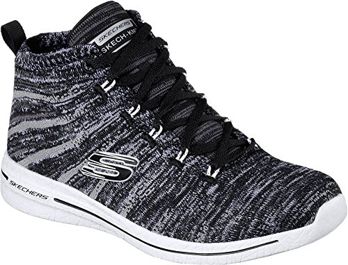 Skechers Damen Burst 2.0 New Edge Schwarz