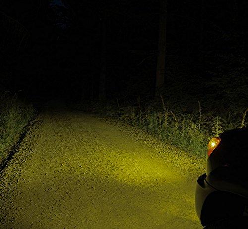 Jurmann/® 2x H8 AQUA VISION 35W 12V Gelb Yellow Halogen Lampen E-Zeichen 2 St/ück