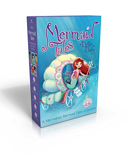 Little Mermaid Treasure (A Mermaid Tales Mer-velous Collection Books 6-10: The Secret Sea Horse; Dream of the Blue Turtle; Treasure in Trident City; A Royal Tea; A Tale of Two Sisters)