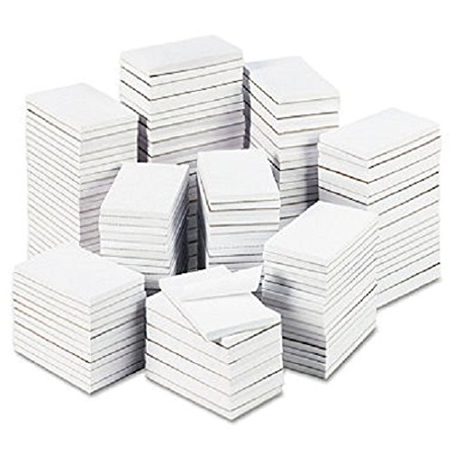 Bulk 3 x 5 Scratch Pads, 100 Sheets, White, 180 Pads per 25-lb. Carton (Scratch Bulk Pads)