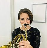 Sax-stache - Clip-on Mustache for Saxophone