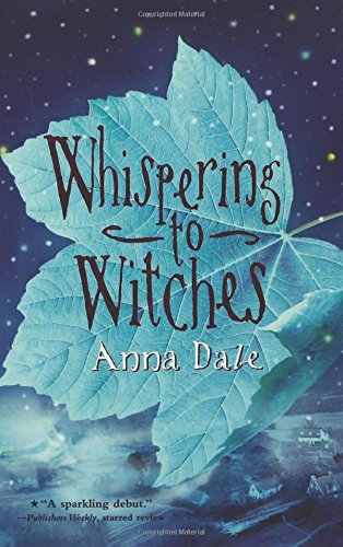 book cover of Whispering to Witches