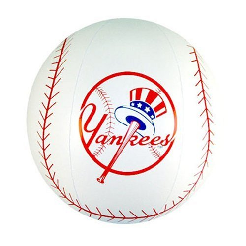 New York Yankees Beach Ball Yankees Beach Ball Yankees