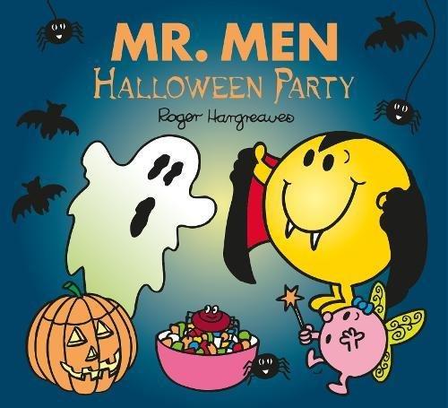 Mr. Men Halloween Party (G-a-y London Halloween)