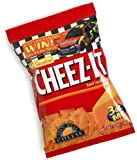Cheez-It Baked Snack Crackers, Original Crackers, 3-Ounce Packages (Pack of 60)