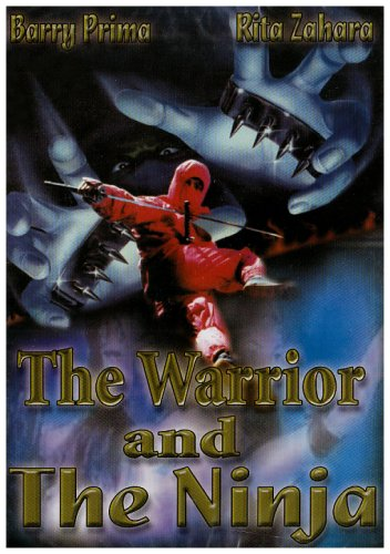 Barry Prima - The Warrior and the Ninja Alemania DVD: Amazon ...