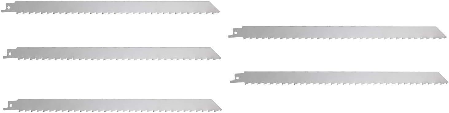Lame de scie sabre inox Bahco 3944-300-3-MEAT viande et glace