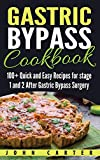 Gastric Bypass Cookbook: 100+ Quick and Easy