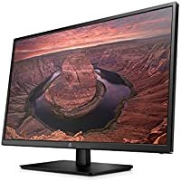 HP 32-Inch Full HD LED-backlit Widescreen High Performance Monitor with 1920x1080, 60Hz, VESA Mount, HDMI, VGA, Black