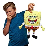 SpongeBob SquarePants Officially Licensed Exsqueeze Me Plush with Silly Fart Sounds - 11 Inches Tall