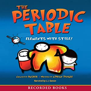 The Periodic Table Audiobook